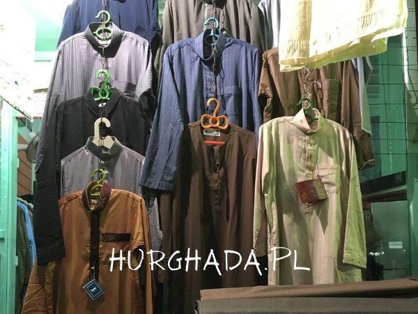 ubiór w Egipcie